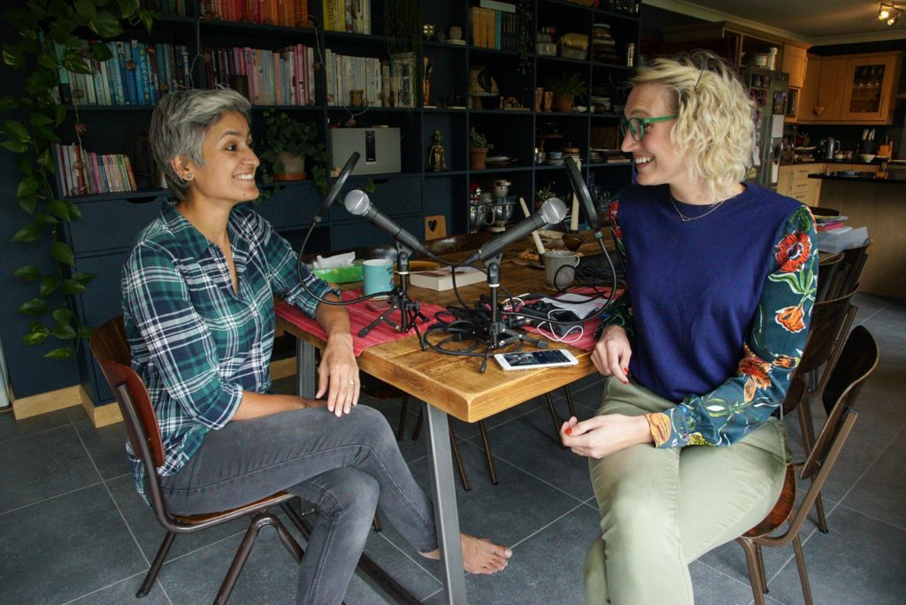 31 – On Living In the Moment (No Planning Required), with Chetna